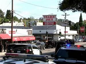 LAPD: Trader Joe's manager hit, killed by police gunfire ...