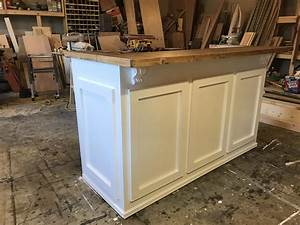 Fancy, Frame, And, Corbels, White, Desk, With, Stained, Tops