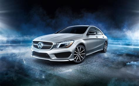 2016 Mercedes-benz Cla-class Wallpapers [hd]