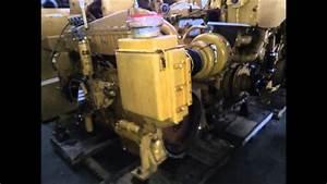 Caterpillar 3406 Dita Diesel 400 Hp Marine Engine