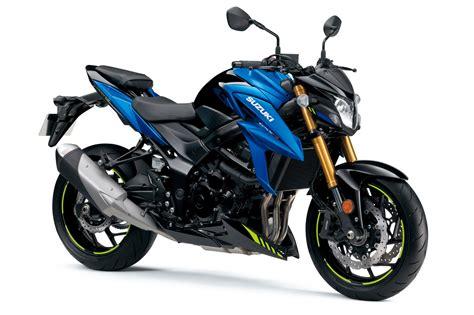 2021 Suzuki GSX-S750 Guide • Total Motorcycle