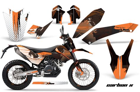ktm enduro decals 2008 2015 ktm 690 graphic kit 45 designs to choose from