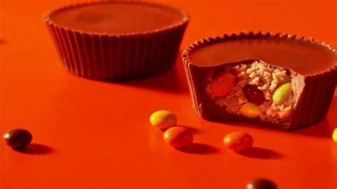 Reese's Pieces Big Cup TV Commercial, 'Decisions' - iSpot.tv