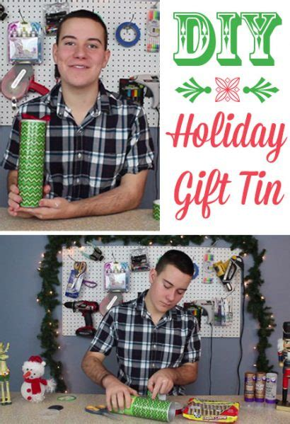 gift tin dollar tree dollar store crafts 187 archive 187 tutorial recycled gift tin