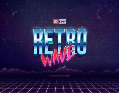 80s Retro Effects Graphicriver Typography Alphabet Font