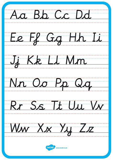 barnes farm infant school handwriting