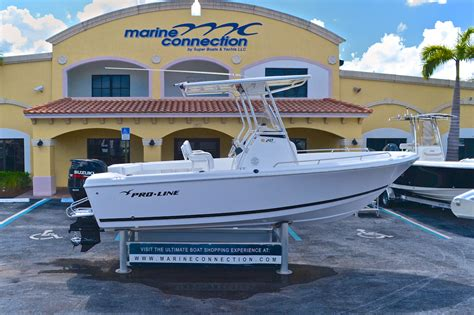 Troline Boat by Sold Pro Line Boats In West Palm Vero Fl