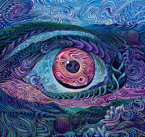 Psychedelic Art Collaborations  Many Hands Make Light Work
