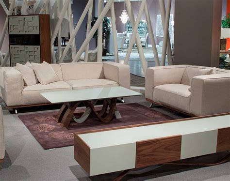 Tempo Living Room By Aico Furniture