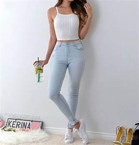 Resultado de imagen para imagenes de jeans altos tumblr