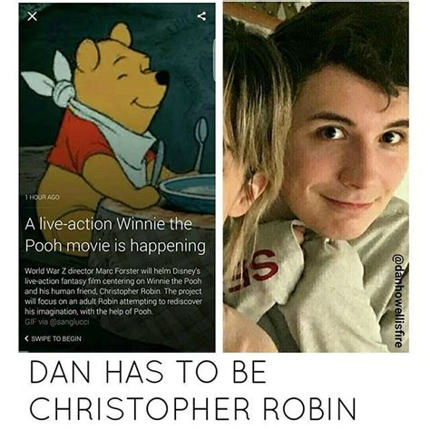 Christopher Robin Meme - 25 great ideas about dan howell memes on pinterest dan and phil danisnotonfire and