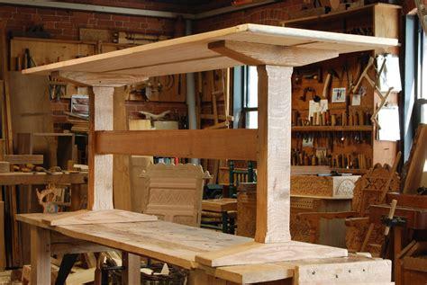 trestle table desk plans galena ideas furniture pinterest trestle tables desk plans