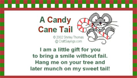 cute candy cane quotes quotesgram