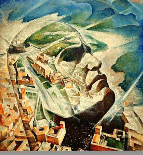 100 Jahre Futurismus Gewalt, Grandezza, Geschwindigkeit