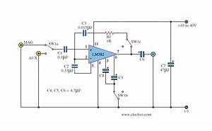 Ic Preamp Circuit