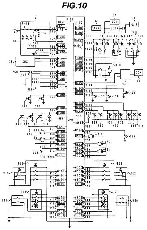1997 Peterbilt Fuse Box Diagram by Infiniti Interior Parts Diagram Downloaddescargar