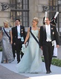 PRINCESS MADELEINE Wedding