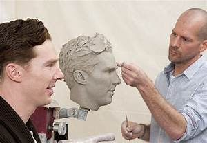 Benedict Cumberbatch puts final touches to Madame Tussauds ...