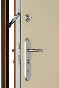 galerie photo de la porte blindee fichet foxeo s par With portes blindées fichet