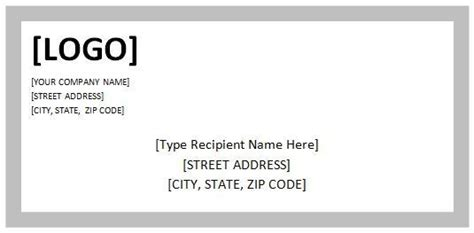 shipping label template return address labels template