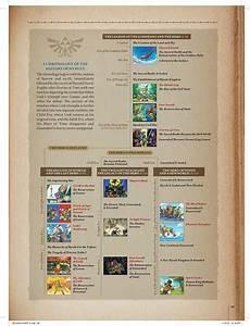 Inside The Glorious Legend Of Zelda Hyrule Historia