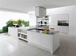 pictures modern kitchens creating beautiful clean modern kitchen 2279
