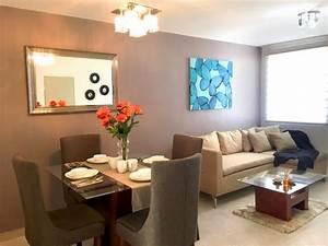 como decorar una sala de casa de infonavit (2) Decoracion de interiores interiorismo