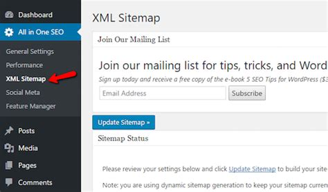How Create Sitemap For Your Website