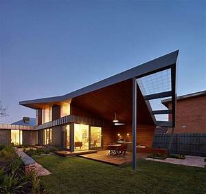 Gorgeous Garden House In Melbourne Enchants With Green