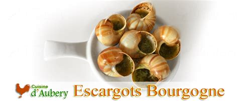 cuisiner les escargots de bourgogne la mangue coco recette de m o f