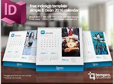 Free 2016 calendar template on Behance