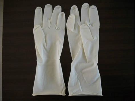 disposable latex surgical gloves     tongjin