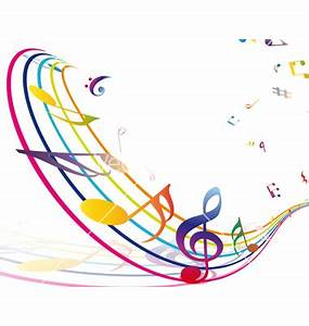 Colorful Music Note Border | Clipart Panda - Free Clipart ...