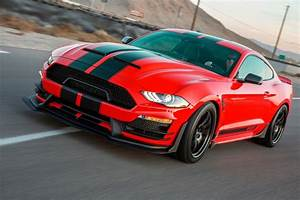Carroll Shelby Signature Series Mustang Introduced at NADA In Las Vegas - THE SHOP Magazine