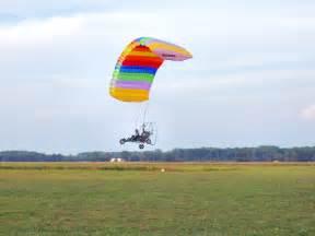 Ultralight Powered Parachutes