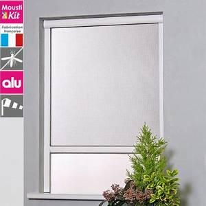 Moustiquaire Enroulable Moustikit En Aluminium Pour Fentre