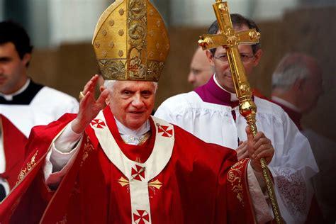 papa bento xvi religiao