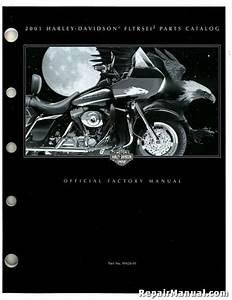 2001 Harley Davidson Fltrsei2 Parts Manual