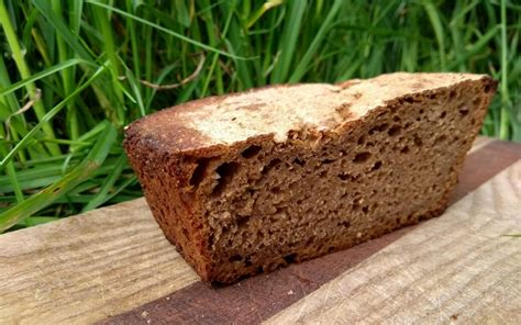 Barley bread read is one of the most famous types of bread. Simple rye soda bread | Tamarisk Farm