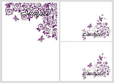 invitations to print free blank wedding invitation templates wblqual com