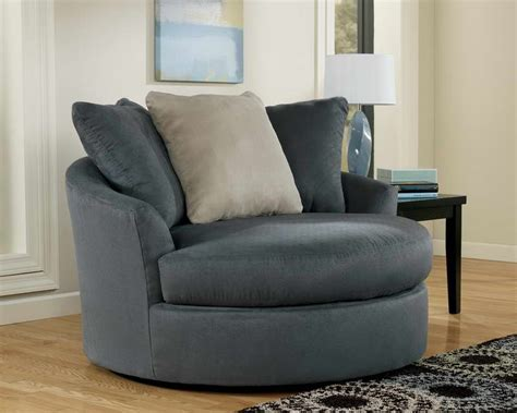 furniture swivel chairs  living room  gray color