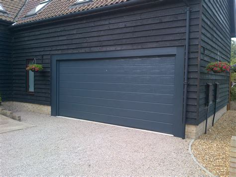 Hormann Sectional Door Fitted In Huntingdon Yesterday