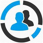 Customer Segmentation Retargeting Icon Visit User Office