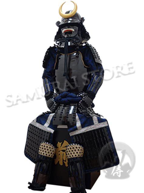 onyx black okegawa samurai armor samurai store