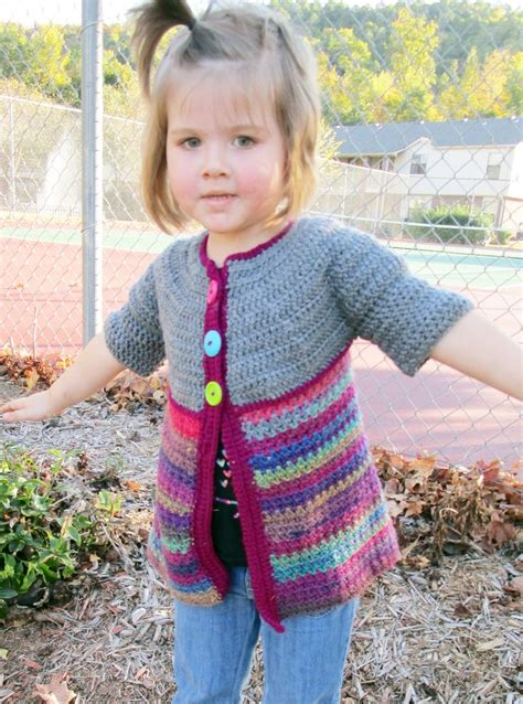 toddler cardigan sweater free crochet sweater patterns for toddlers crochet and knit