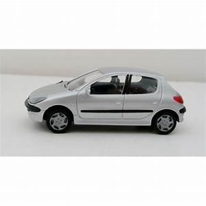 Peugeot 206 5 Portes : sai peugeot 206 5 portes gris metal brekina 2156 ho boutique du train ~ Medecine-chirurgie-esthetiques.com Avis de Voitures