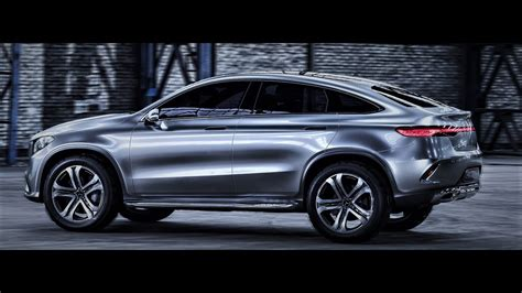 Mercedes Benz Glc Class Coupe 4matic