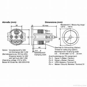 Vdo Oil Temp Gauge Wiring Diagram