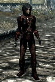 Skyrim Ancient Shrouded Armor