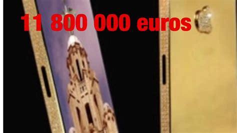 le canapé le plus cher du monde le téléphone le plus cher du monde